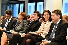 Publikum mit Annette Widmann-Mauz